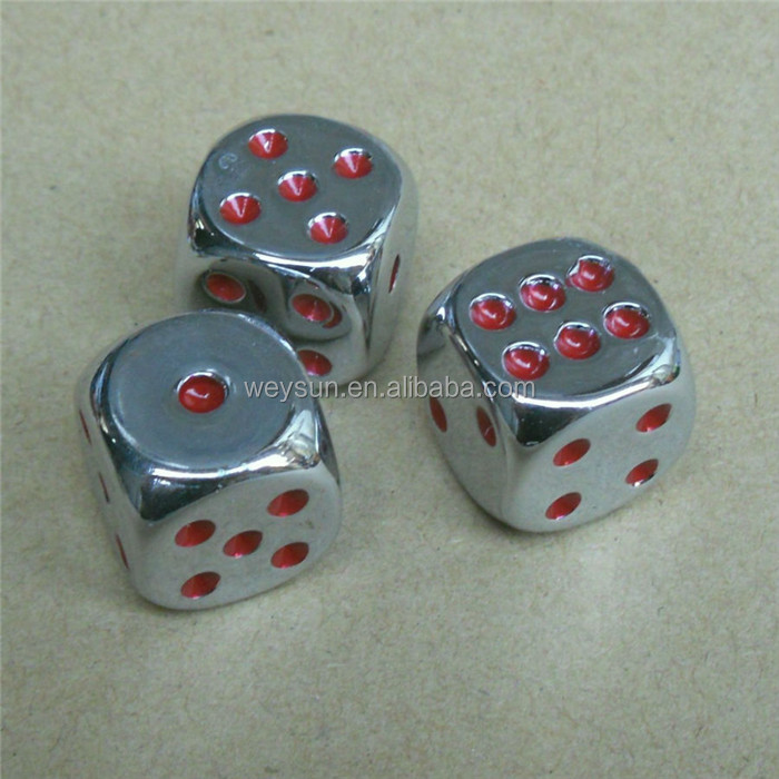 6-sided dice for board game/card game and other games accessories