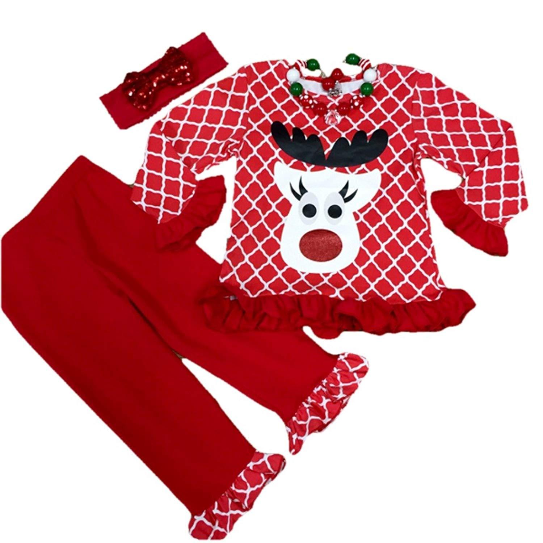 eadb936c0a3d Cheap Reindeer Baby Outfit