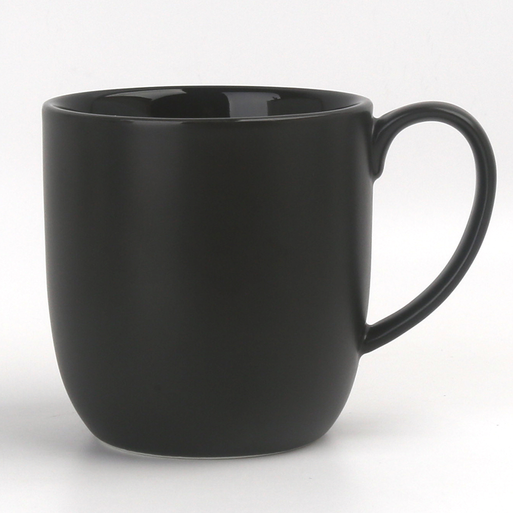 Blank Milk Matte Tea With Mug Black Sets Bluk Handle Buy ceramic Coffee Wholesale Ceramic Cups coffee Mug 13oz Mugs Big mOvwN8n0