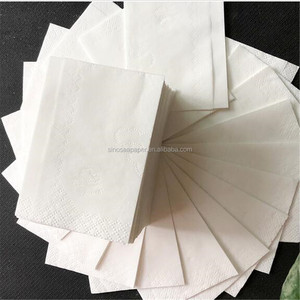 Soft facial tissue pack face paper for hotel