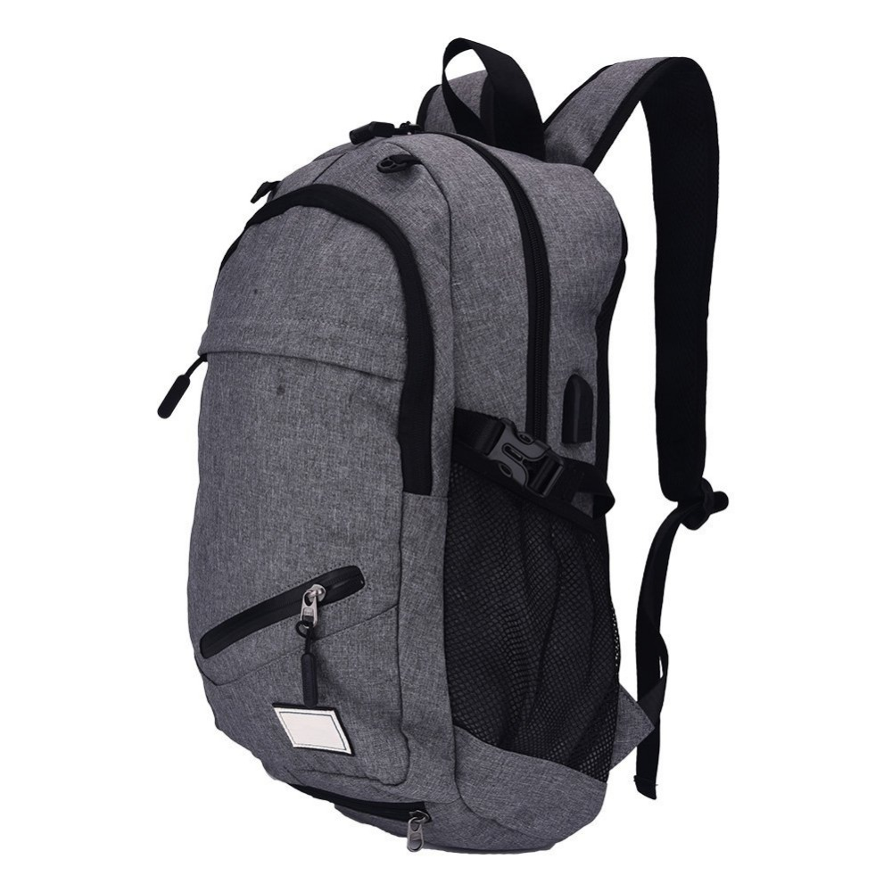Backpack For laptop with USB charger SUPER 2017