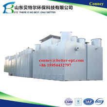 70m3/d MBR Wastewater Treatment system, MBR membrane for domestic sewage treatment