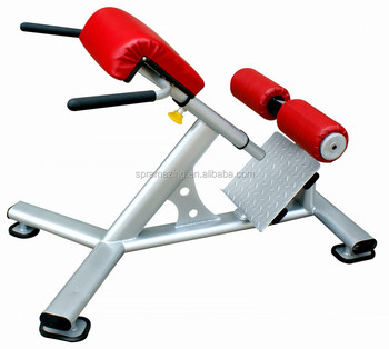Yijin Amazing Fitness Equipment Lower Back Bench Ama 8839 Back