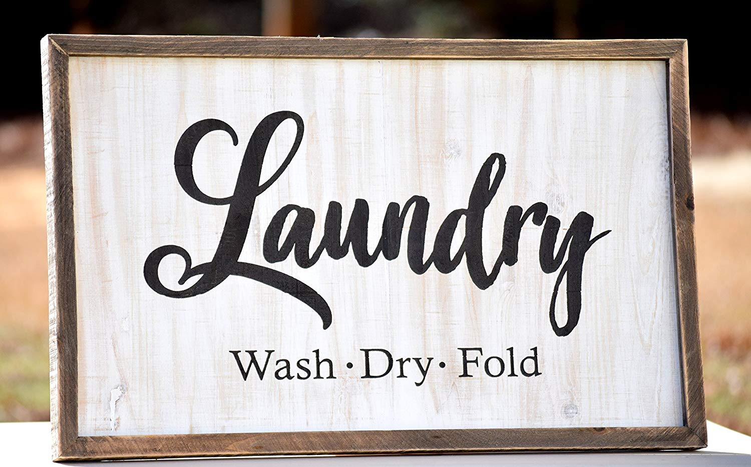 Buy Laundry Room Decor Sign Drop Pants Here Wash Service Ad