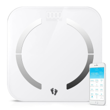 Original Bluetooth 4.0 Digital Weight Smart Scale Body Sport Fat Personal Smart Scales Compatible iOS Android Mi Intel