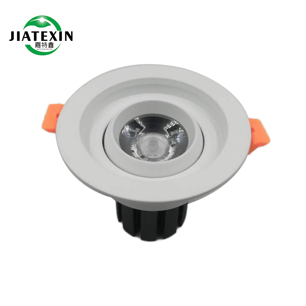 warm white color 9W Led Gimbal <strong>Downlight</strong>