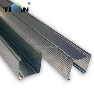 50MM Gypsum Board Accessories Drywall Profiles Steel Track
