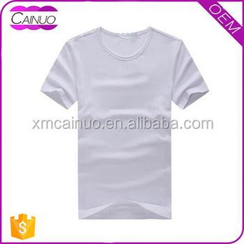 T Shirt With Company Logo Wholesale Cotton Custom Men T