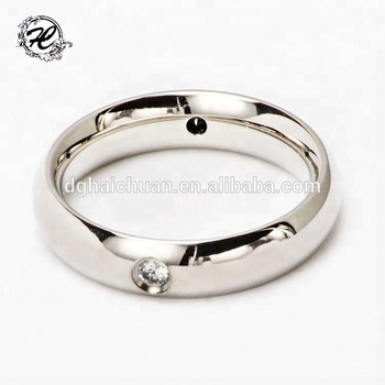 2018 Fashion Simple 316 Stainless Steel Silver Color Latest Design
