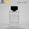 100ml custom made glass empty perfume bottles for sale
