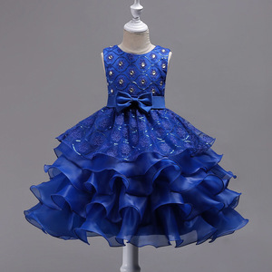 High Quality Online Shopping India Girls Frock Fill Designs Kids Christmas Dress