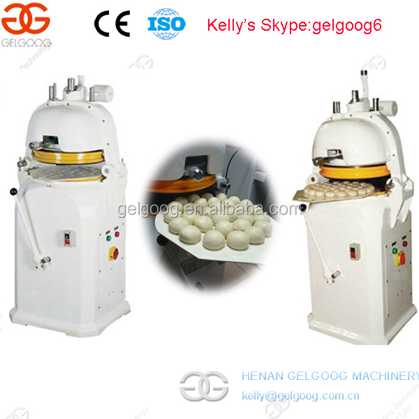 High Efficiency Semi-automatic Dough Dividing and Rolling Machine