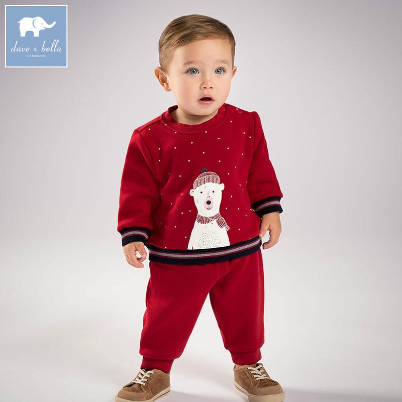 1d49a6e92e28 DBM6296 dave bella autumn infant baby boys fashion clothing sets ...