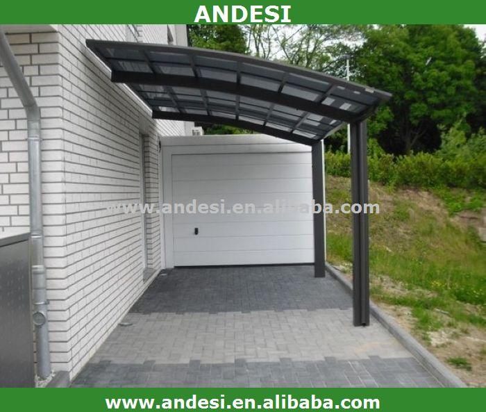 Parking m tal aluminium carport canop e garage toit et abris d 39 auto id d - Prix carport aluminium ...