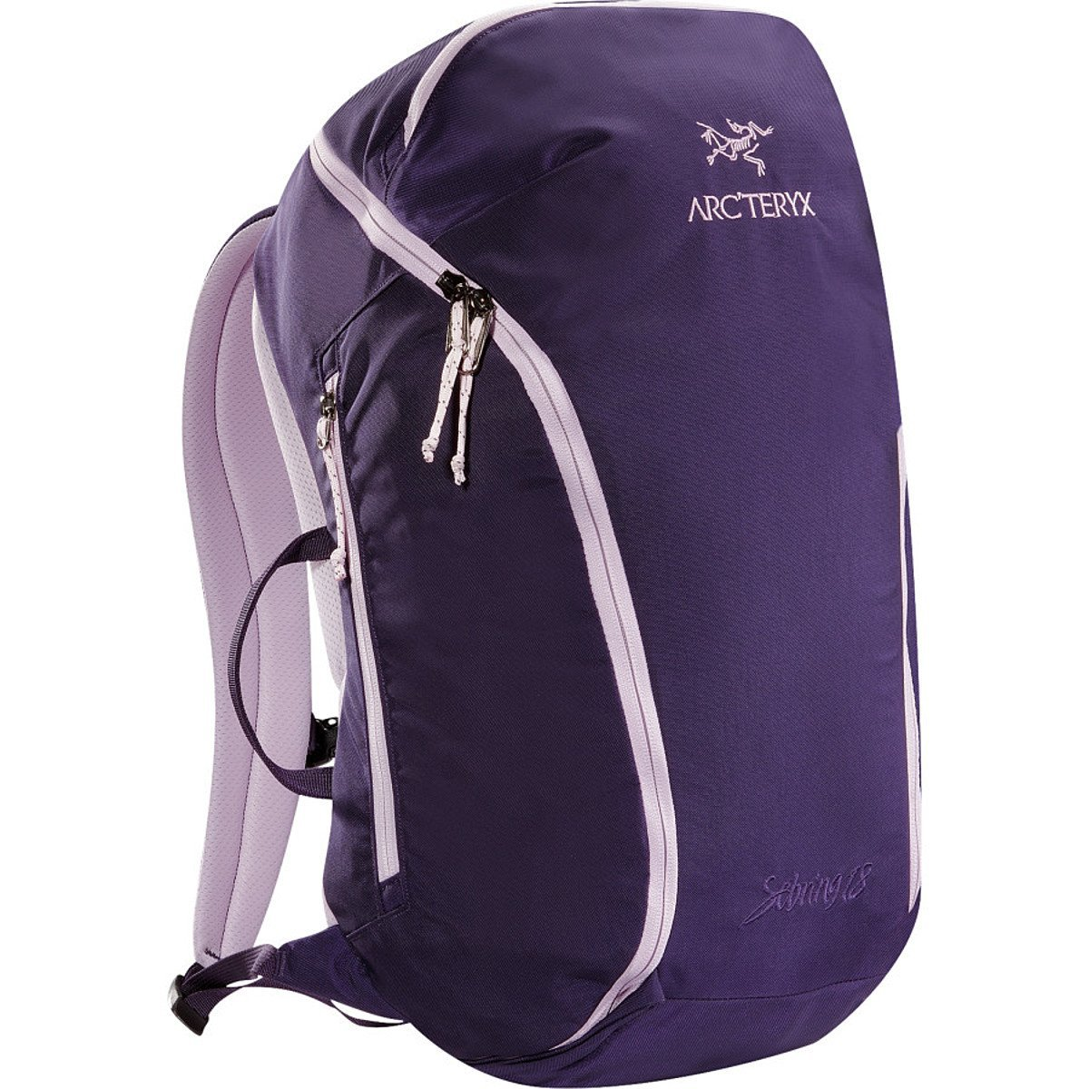 Arc'teryx Sebring 18 Backpack Blackberry, One Size