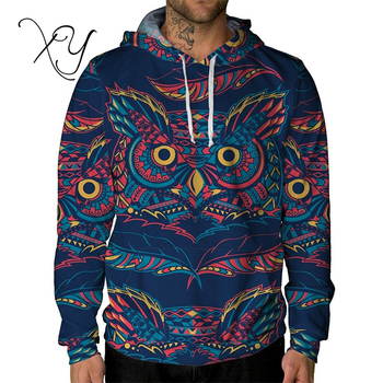New design wholesale 3d printed sweatshirts with hooded mens all over print hoodie