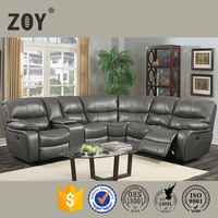 New Round Corner Sectional Sofa Furniture Zoy-99310