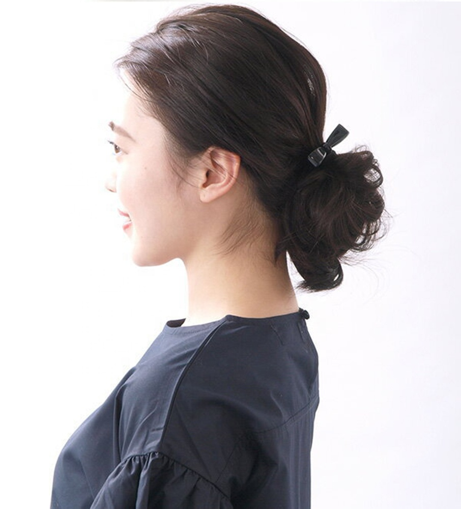 Japan acetate beatiful bowknot elastic hair band bulk for women