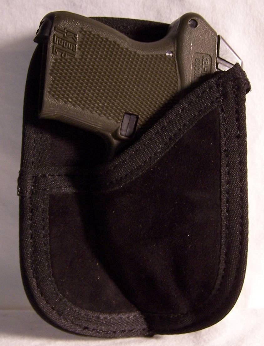 Buy Suede Leather Back Pocket Wallet Holster for Ruger LCP