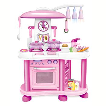 New Style Kid Toy Kitchen Play Set Christmas Gift Kitchen Set Buy Modern Kitchen Toy Set Funny Kitchen Toy Set Kids Kitchen Set Product On