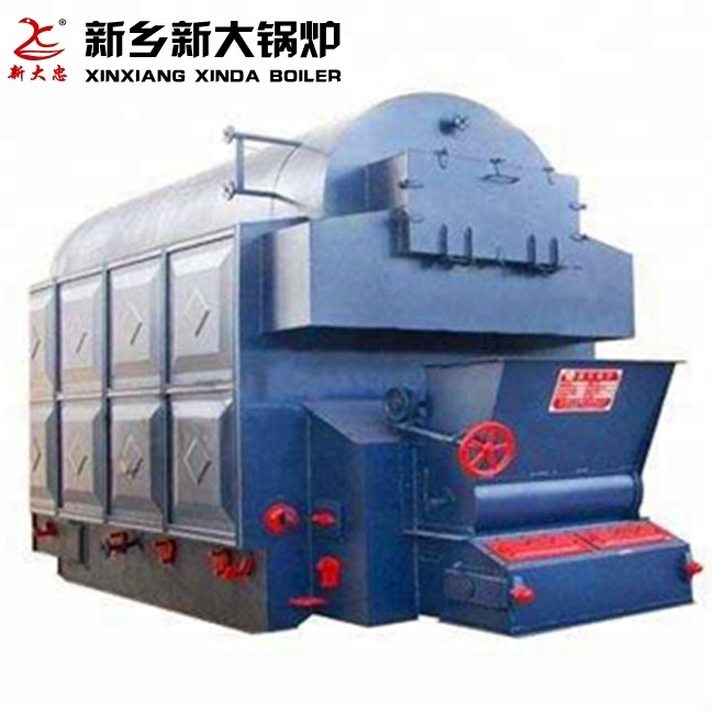 SZL Double Drum biomass <strong>Coal</strong> fired 8 ton, 10 ton Water Tube Boiler hot sale