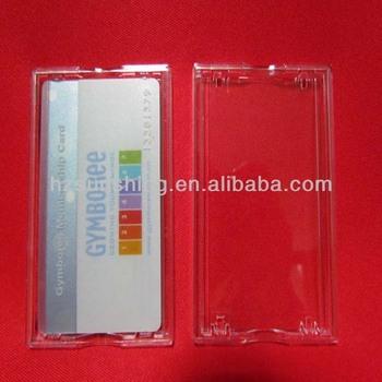 Business card display case credit card slot case plastic playing business card display case credit card slot case plastic playing card case colourmoves