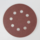 Hook and Loop 150mm Sanding Discs Sandpaper Circular Pads