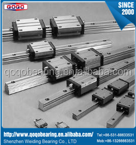 High precision low price and hot sale on Alibaba linear bearing rail sbr12