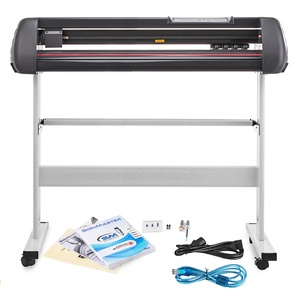 VINYL CUTTER W/SIGNMASTER SOFTWARE 3 BLADES 53INCH WHOLESALE WIDELY TRUSTED