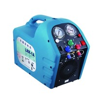 HBS Car air conditioning machine Fully-Auto A/C R410A,R134A CE certificate Refrigerant Recovery Machine with Cleaning system