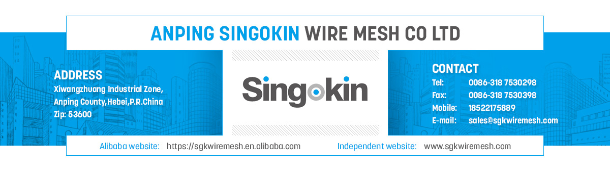 Anping Singokin Wire Mesh Co., Ltd. - stainless steel wire mesh ...