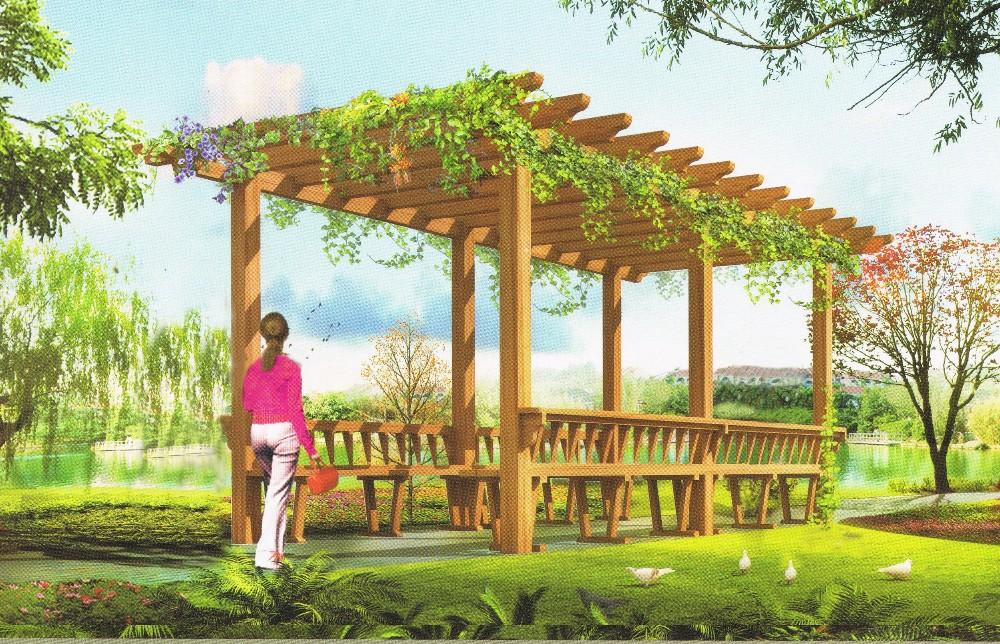 pin bois carbonis customed pergola construction pour vendre prix d 39 usine arches pavillon. Black Bedroom Furniture Sets. Home Design Ideas