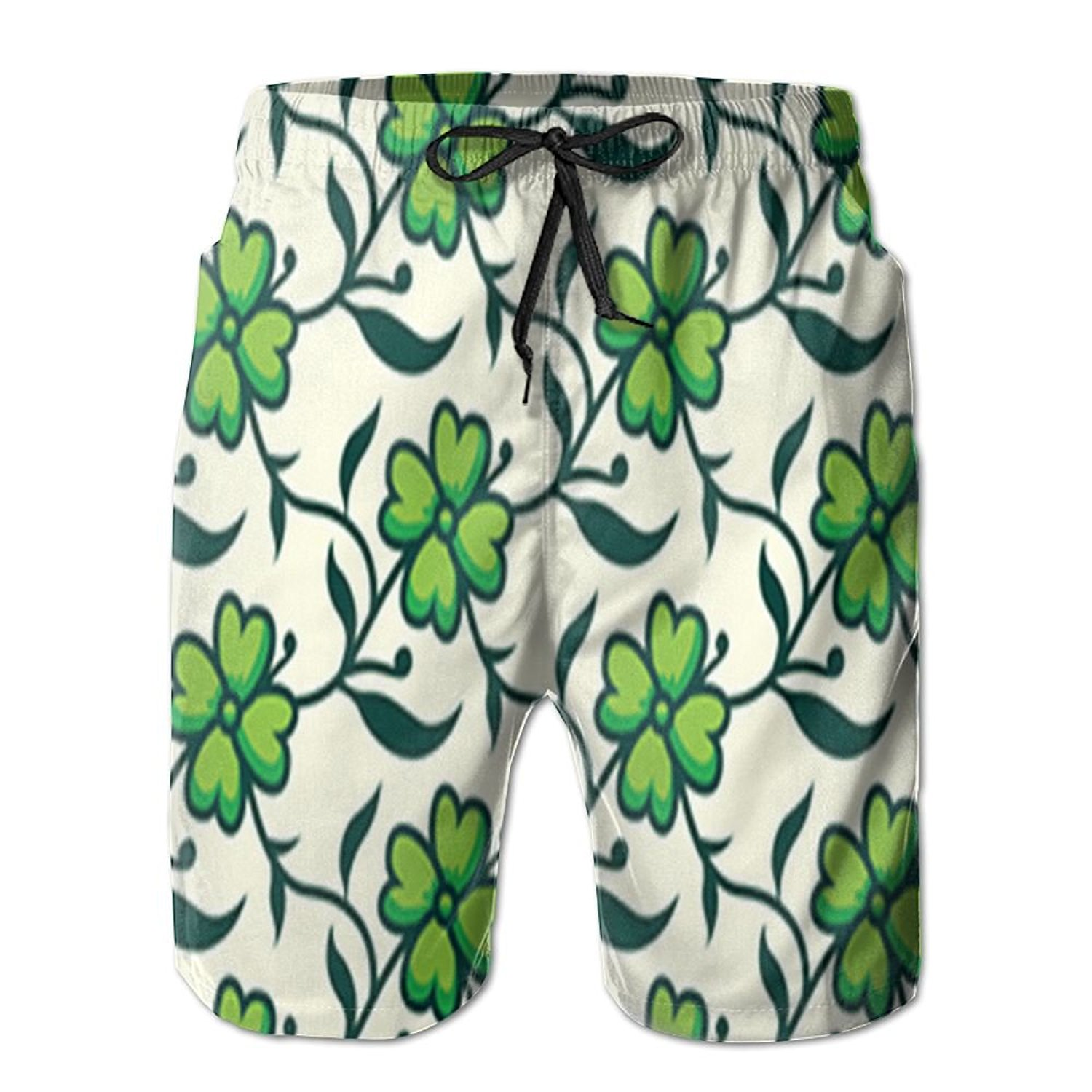 HXXUAN Mens Beach Shorts Swim Trunks Colorful Ballet Board Shorts with Pockets