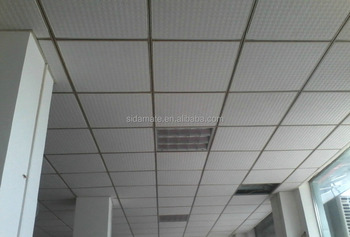 Vinyl Gypsum Ceiling Tile Pvc Board 154 Tiles 60