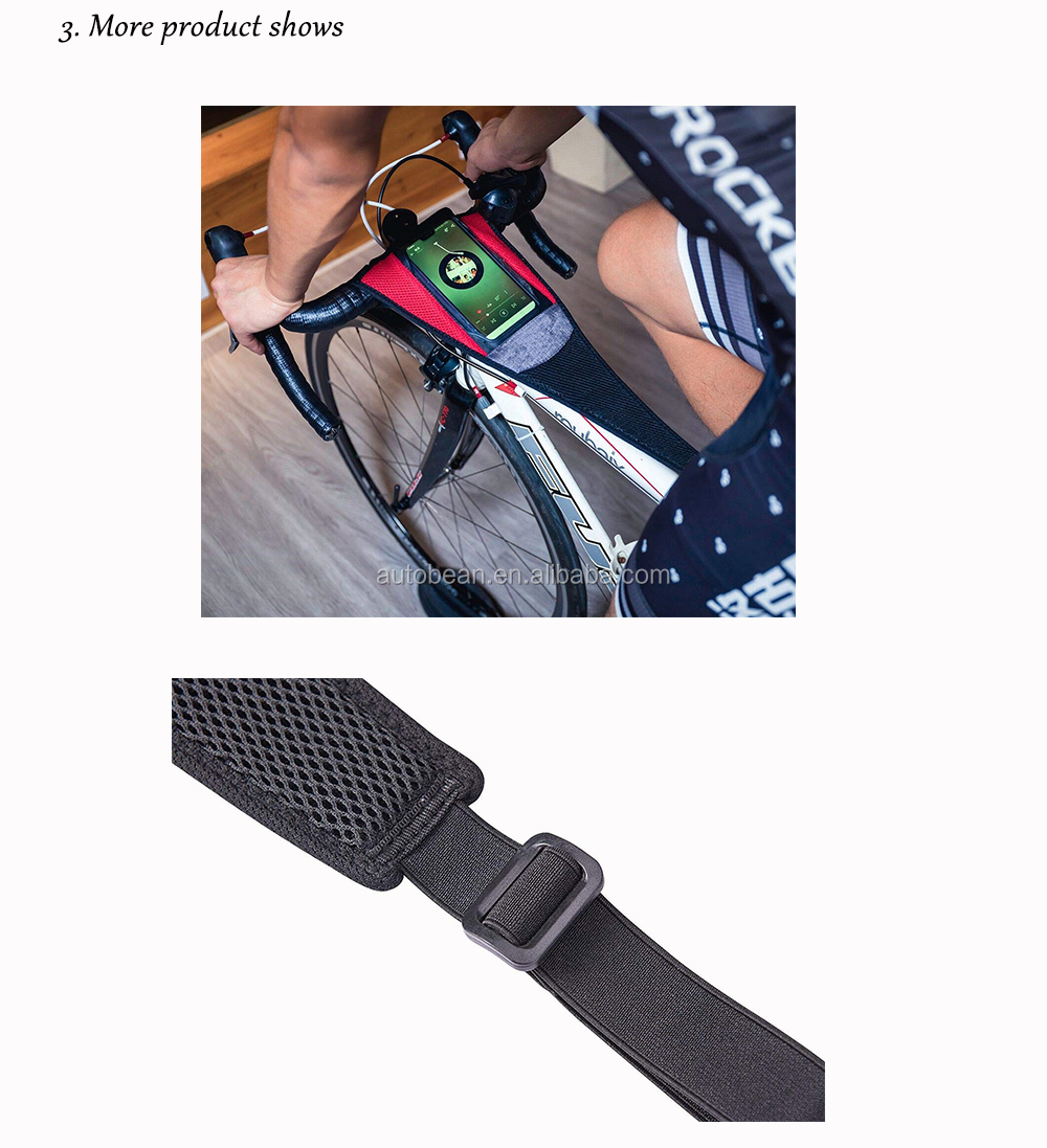Bike Frame Sweat Guard Sweat Absorbs Prevent Bicycle from Corrosion for Bicycle Trainer Indoor Cycling Training