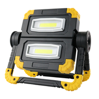 2019 NEW Product 10W Portable Rechargeable COB LED Work Light, Outdoor Waterproof Inspection Light Prefer For Car Repair