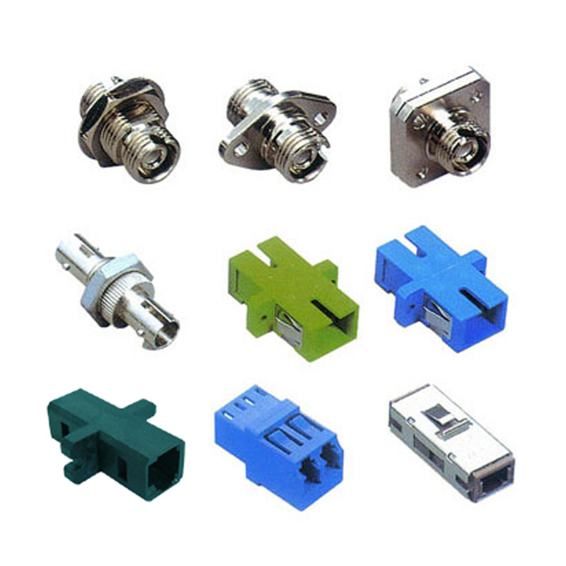 Made In China SC/LC/ST/FC Fiber Optic Connector