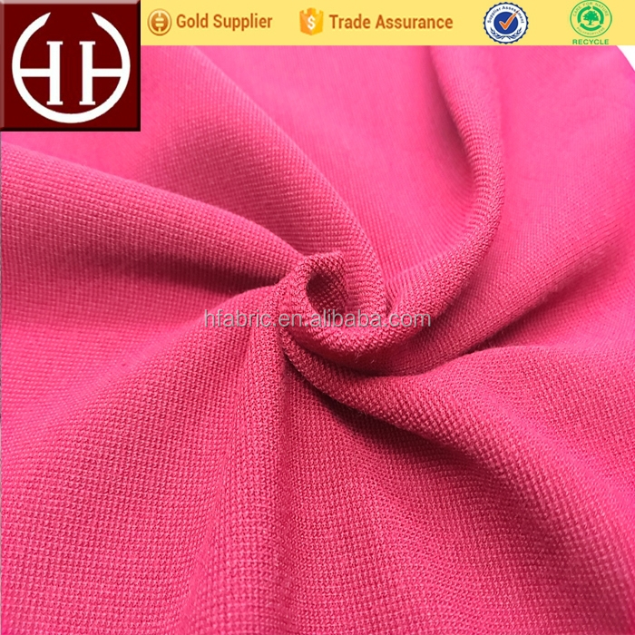 hot new products for 2015 80.7%polyester 13.9%rayon 5.4%spandex blend knitted polyester viscose fabric