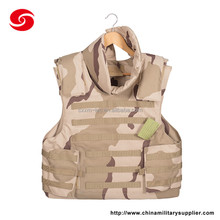 2018 New Military Light Kevlar used carbon fiber bulletproof vest