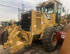 Used Caterpillar 140K Motor Grader CAT 140K Paver grader