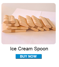 Smooth eco-friendly disposable different sizes ice cream scoop