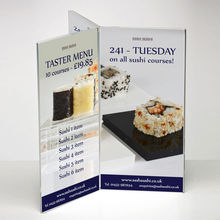 Table Talkers Table Talkers Suppliers And Manufacturers At Alibabacom - Restaurant table talkers