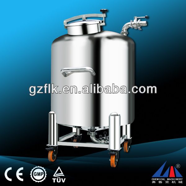 stainless steel diesel storage tank