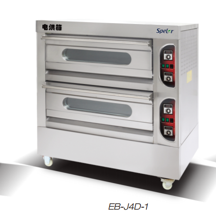 220V Thermal Insulating Commercial Electric Roaster Stainless Steel Oven For Restaurant