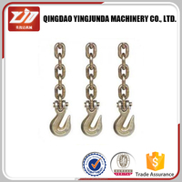 lifting stainless steel chain with hook