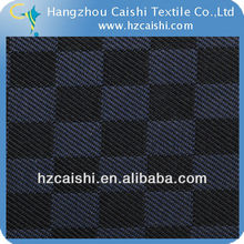 CAS-3001 300D two tons African fabric with pvc coatd oxford polyester which use for the school bag