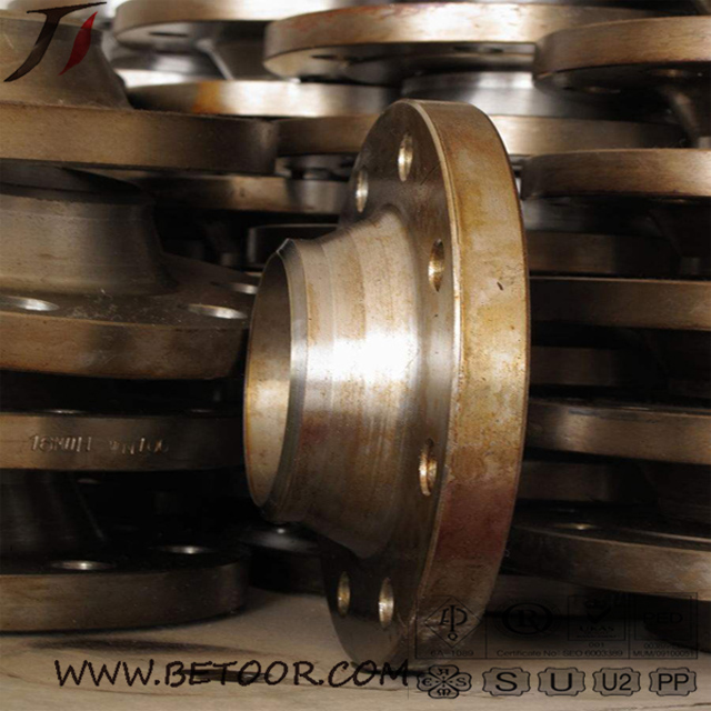 light weight ansi 304 stainless steel flange for medical use