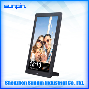 12 Inch New Digital Photo Frame,High Resolution Digital Picture ...
