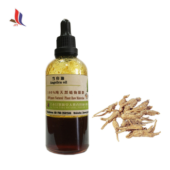 China Manufacturer For Medicinal food raw material Angelica Essential Oil