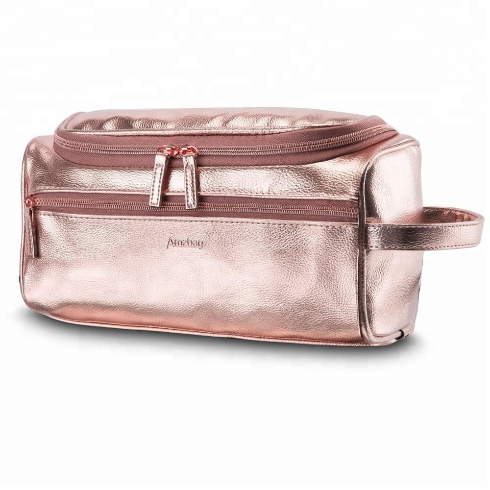 Lokass Cute Travel Beauty Clear Organiser Makeup Tote Pouch Wash Cosmetic Bag
